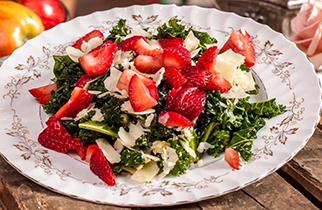 Wild Strawberry Cafe