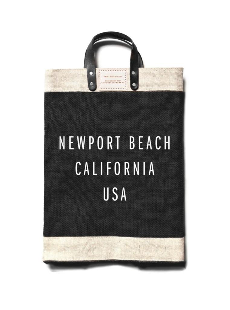 Apolis Newport Beach Market Bag