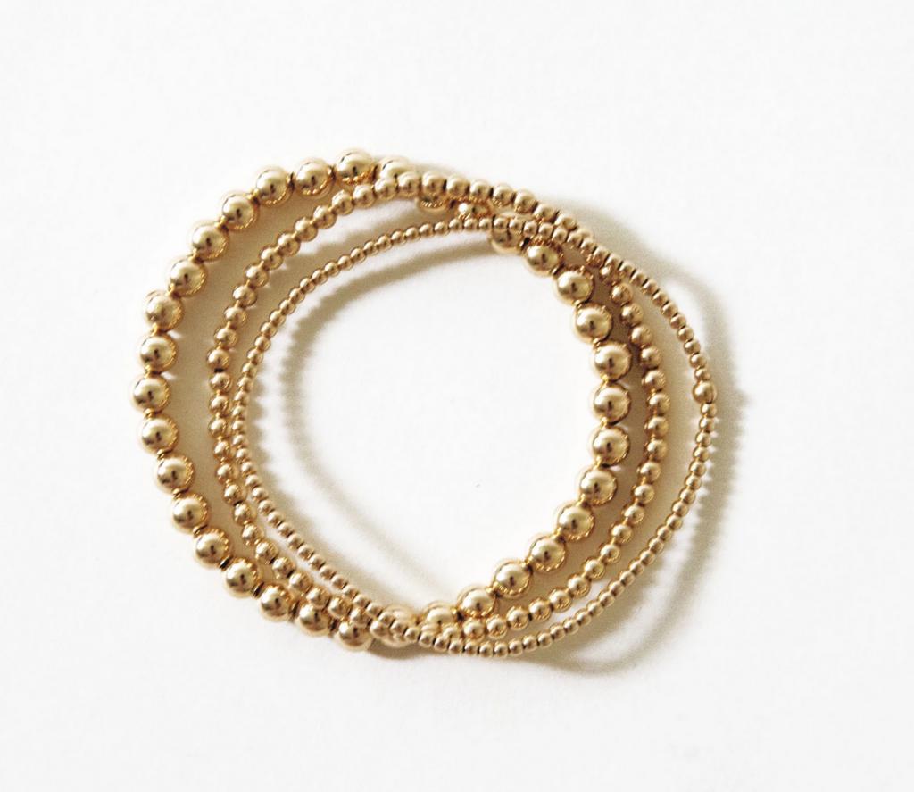 Karen Lazar Beaded Bracelets