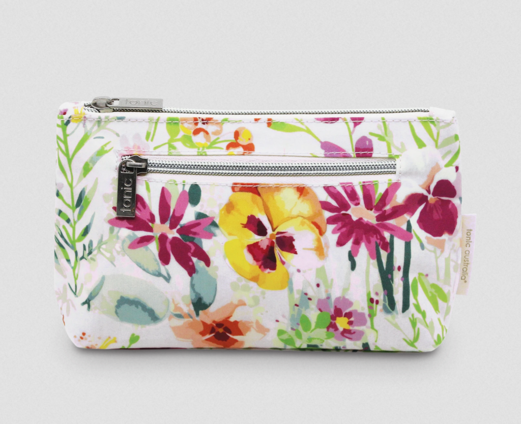 Morning Bloom Cosmetic Bags