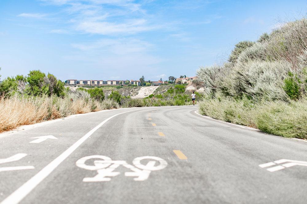 Back Bay Biking Trail