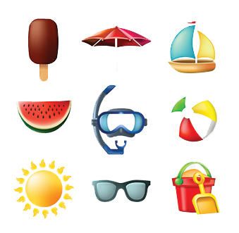 Newport Beach Emoji Itineraries!