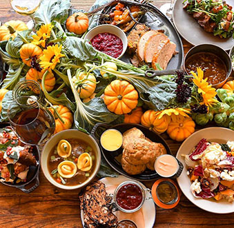 Thanksgiving Takeout from Your Favorite Newport Beach Restaurants: Part Two
