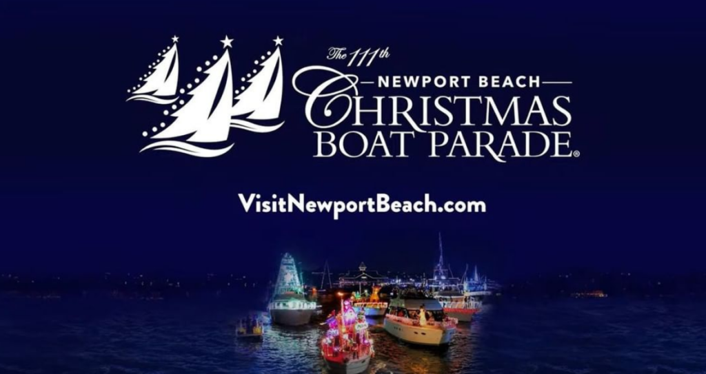 2021 Cox Cable Christmas Parade Newport Beach Boat Parade Chrismas Boat Parade Newport Boat Parade