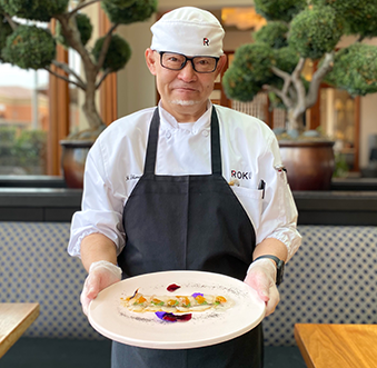 Local Tastemakers: Head Sushi Chef Hiroshi Shima of Sushi Roku