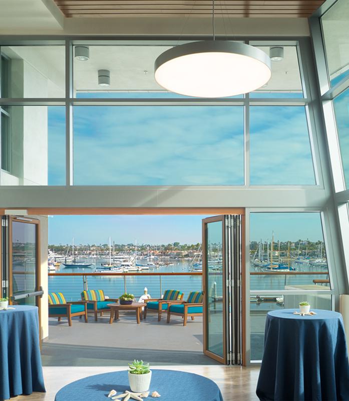 Marina Park Community and Sailing Center