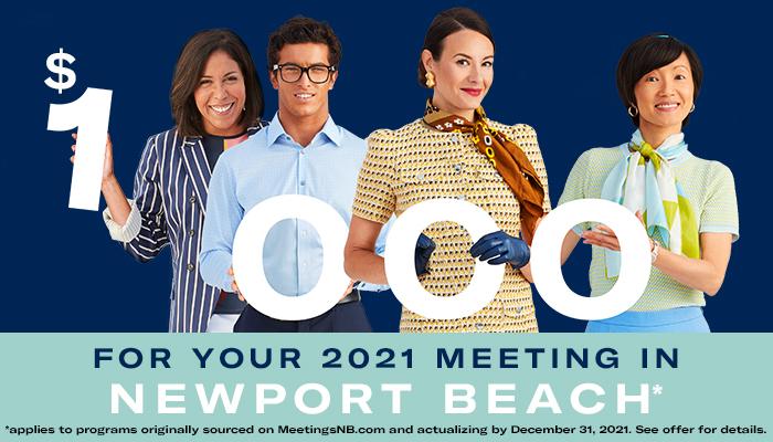 Visit Newport Beach's Signature RFP Program