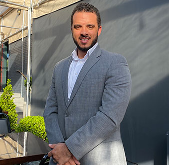 LOCAL TASTEMAKERS: Director of Operations Matthew Hardeman of CdM Restaurant