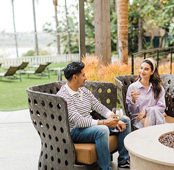 Stay & Play: Newport Beach Marriott Bayview