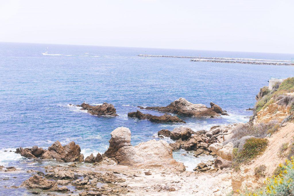 Little Corona Del Mar Beach