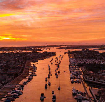 Where to Catch an Iconic Newport Beach Sunset