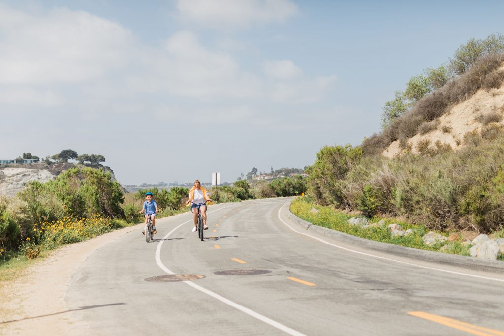 newport beach bike trail