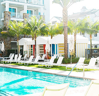 The Coolest Pools in Newport Beach